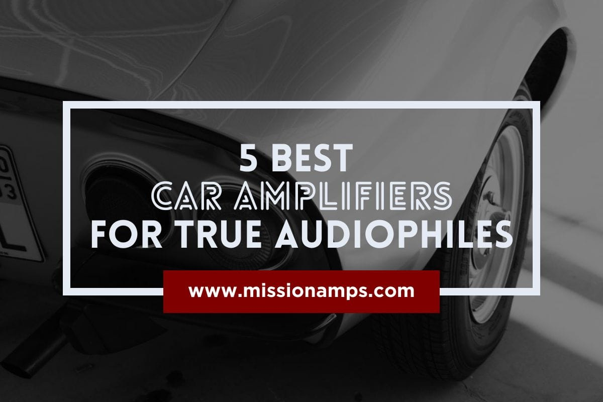 Best Car Amplifiers Cover