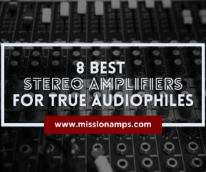 Best Stereo Amplifiers Cover