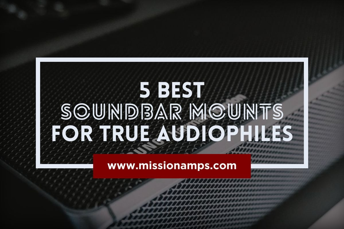 Best Soundbar mounts
